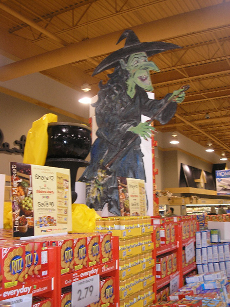 Wizard of Oz themed promotion for Kraft foods.